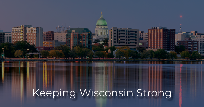 Keeping Wisconsin Strong